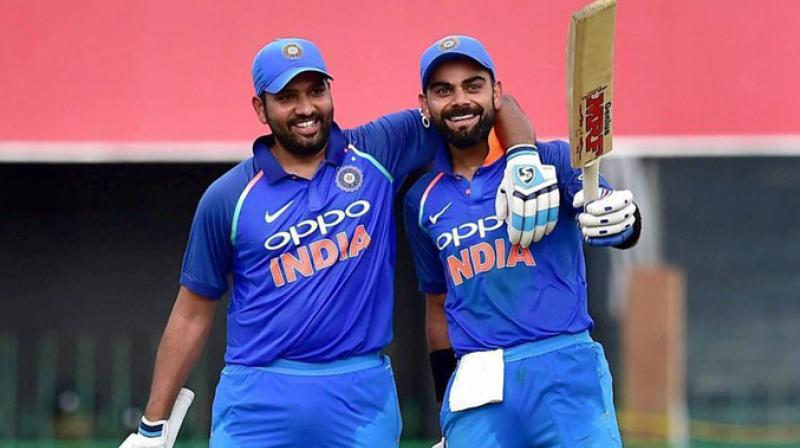In absence in regular skipper Virat Kohli, stand-in captain Rohit Sharma will be looking to try various combinations in batting and bowling departments. (Photo:PTI)