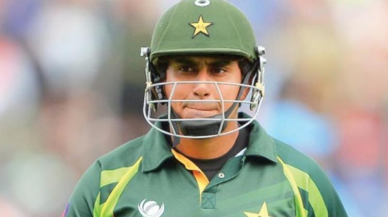 Nasir Jamshed was allegedly the middle man between players and an alleged bookie. (Photo:AFP)