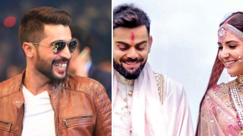 Mohammad Amir had earlier wished Virat Kohli and Anushka Sharma on Twitter after they announced the news of their marraige. (Photo: DC Photo/ Twitter)