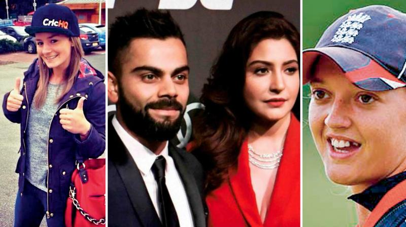 Anushka Sharma & Virat Kohli share 1st picture after marriage