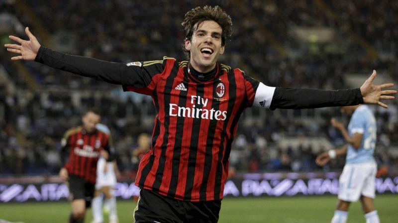 Brazil star Kaka eyes management career with AC Milan ...