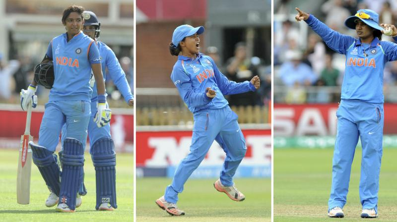 Mithali, Harmanpreet included in 'ICC Women's ODI', 'T20I team of the year'