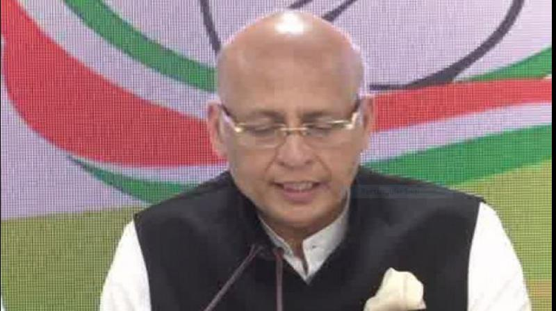 Congress on Thursday accused the Modi regime of failure in job creation and said that the best way to describe the 'government of acronyms' is by dubbing it as NPL (Non-Performing Liability). (Photo: File)