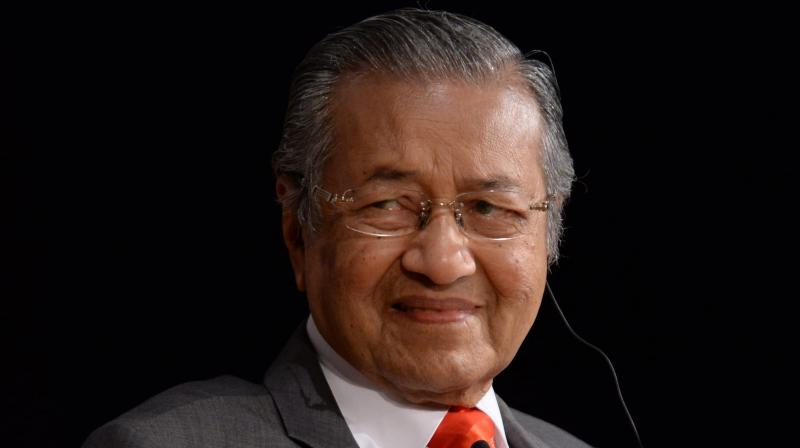 Despite the halt by traders, Malaysia had yet to receive any official statement from the Indian government on the possible restrictions, Mahathir said.  (Photo: File)