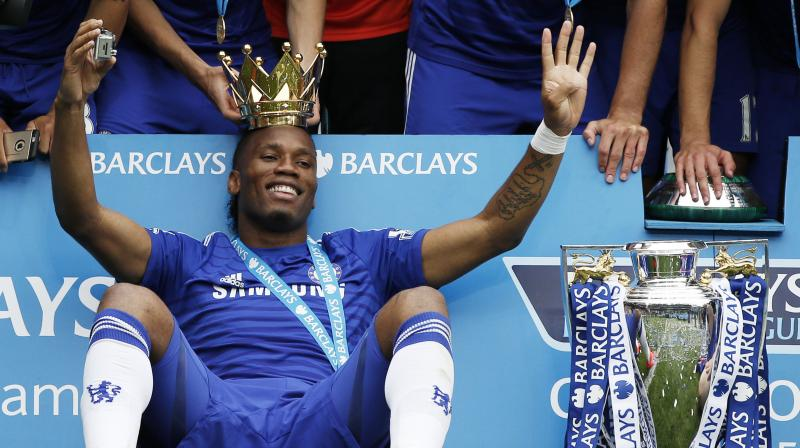 Former Montreal Impact star Didier Drogba announces retirement