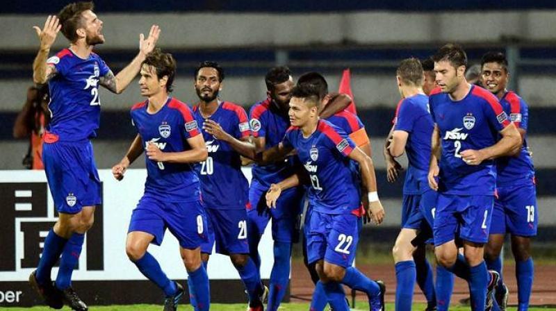 f18f3adb8 Bengaluru FC face North Korean side in AFC Cup semi final playoff