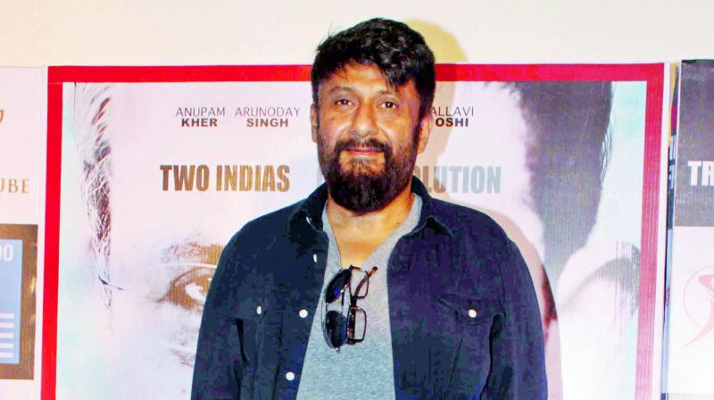 They aren't journalists any more. They are using journalism for their own agendas. Their time is up             — Vivek AGNIHOTRI