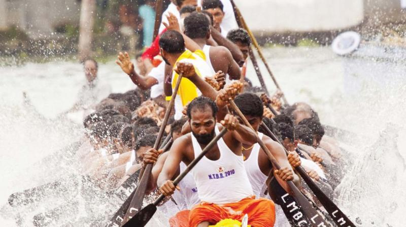 Around 150 oarsmen, who would represent the village, will observe strict abstinence and celibacy till the oars each them.