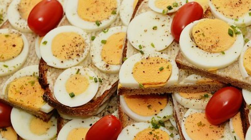 Eggs make for a healthy breakfast option, and are fairly easy to cook. (Photo: Representational/Pixabay)