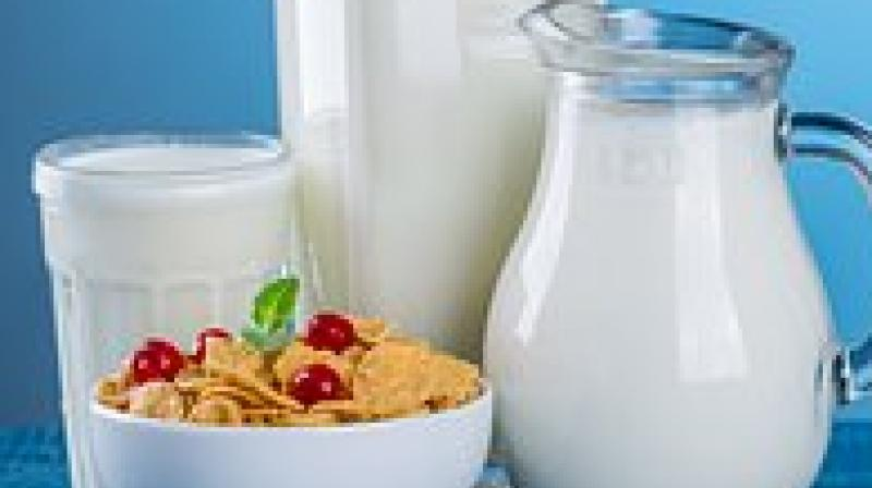 Too much dairy can hamper your bowel movement. (Photo: Representational/Pixabay)
