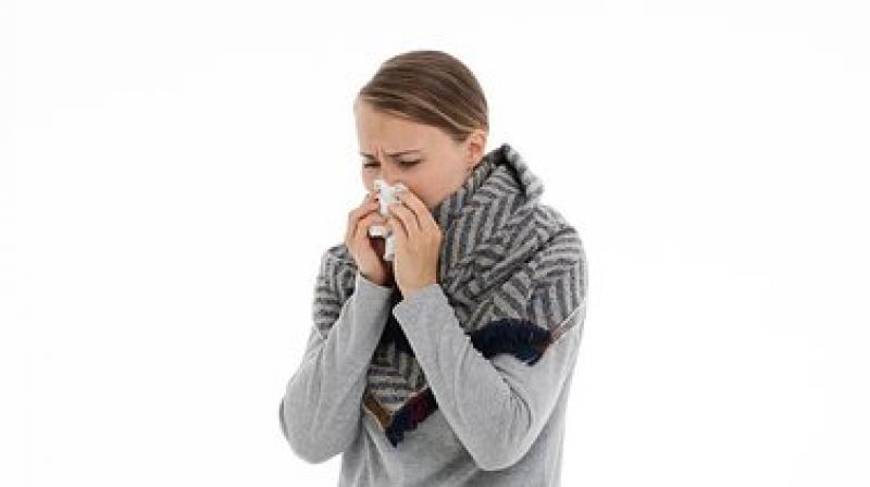 Curing common cold can be difficult. (Photo: Representational/Pixabay)