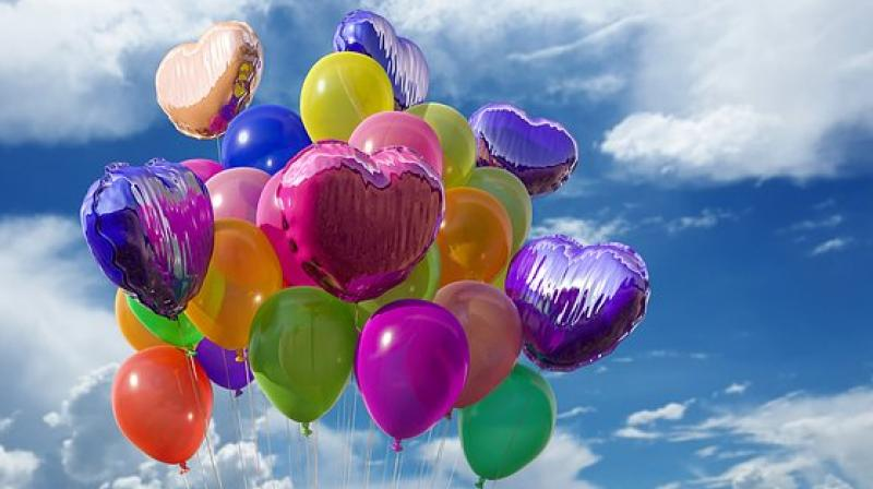From art to science, balloons have occupied spaces all over. (Photo: Representational/Pixabay)