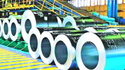 Anti-dumping duties of 2.53 per cent to 34.27 per cent are being applied to steel products from China, Vietnam's Ministry of Industry and Trade said in a statement on its website. Tariffs of 4.71 per cent to 19.25 per cent are imposed on steel products from South Korea.