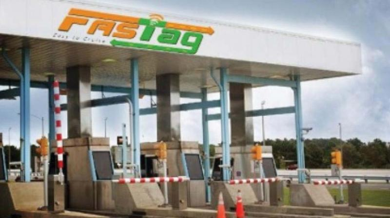 FASTags ensure buses move through toll plazas quickly without wasting time to pay toll fees.