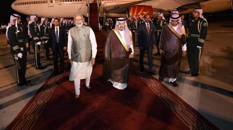 India, Saudi Arabia ink several pacts as PM Modi meets top leaders