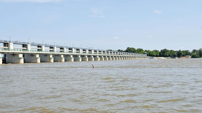 The Cauvery is maybe 40 per cent of what it was 50 years ago. Almost all our rivers are going through this, which is a disaster waiting to unfold. (Photo: DC)