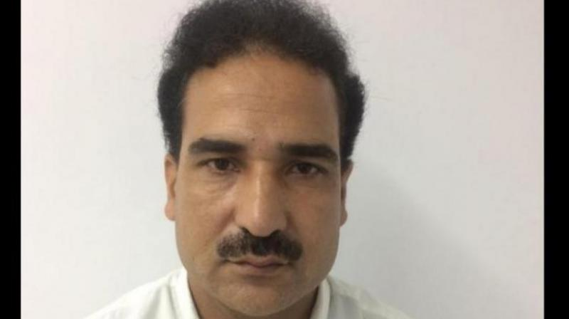 Shahid Yousuf is at present in the custody of the National Investigation Agency (NIA) for seven days. (Photo: ANI | Twitter)