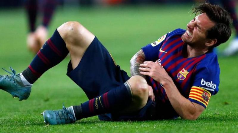 Lionel Messi completed his first 90 minutes of the season for Barcelona in midweek when he helped them battle back to beat Inter Milan in the Champions League but former Barca striker Rivaldo says the Argentine must not be rushed. (Photo:AFP)