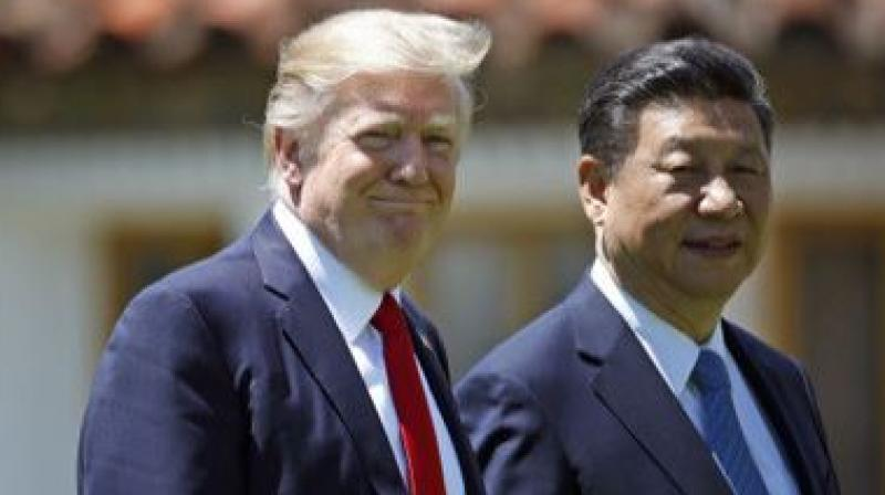 China is the source of around 90 per cent of the North's commerce, and under Trump, Washington has consistently urged it to do more. (Photo: AP File)