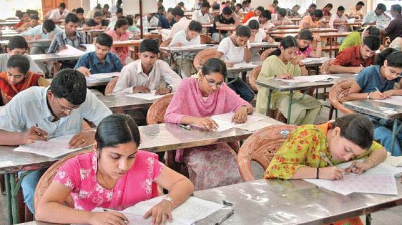 For admissions under management quota candidates must have 45 percent marks in Mathematics, Physics and Chemistry put together. (Photo: Representational Image)