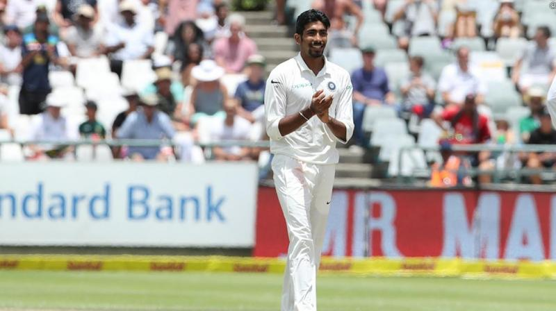 Jasprit Bumrah said he would rather pick the positives including getting AB de Villiers as his first Test wicket