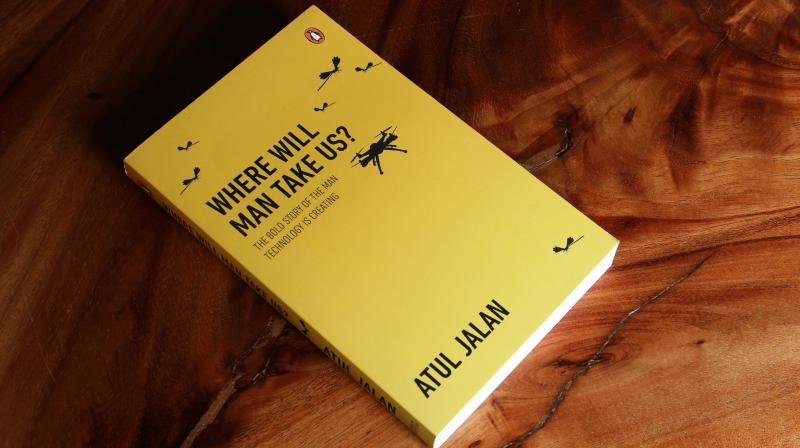 Where will man take us? published by Penguin Publications. (Photo: File)