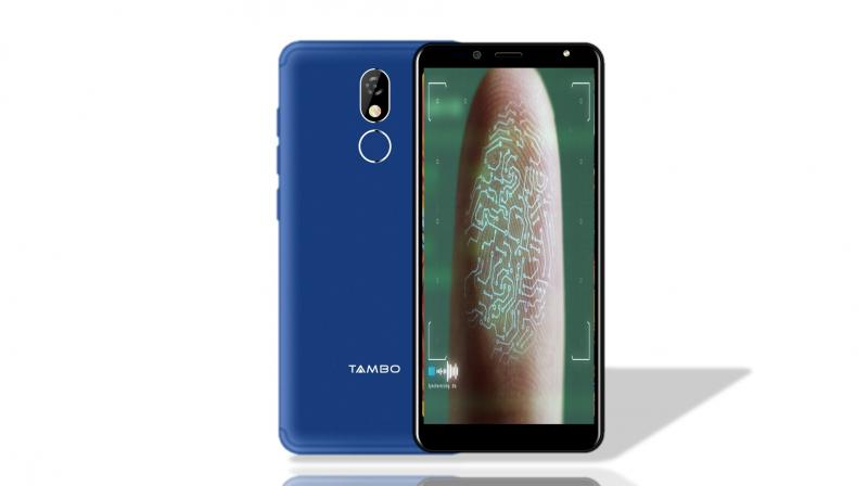 At under Rs 6,000, TA-40 comes with secure unlocking with advanced Multi-purpose fingerprint sensor and face recognition.