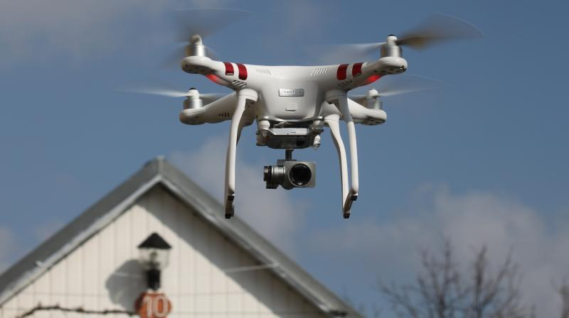 It is expected that in the next 10 years, the use of drones in construction will register a manifold growth and will play a leading role in futuristic buildings.