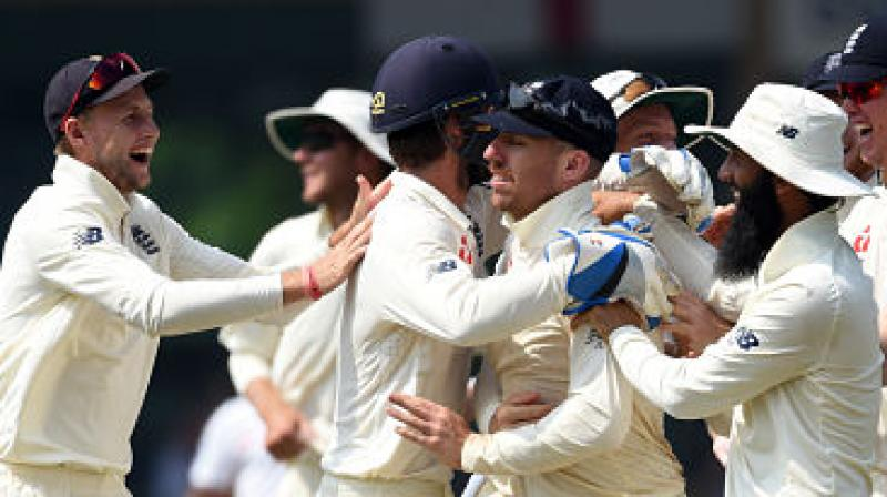 The Oval, the south London headquarters of Surrey, usually hosts the last Test of an English season but in 2020 it will launch the programme instead. After the Oval, England will face the West Indies in Tests at Edgbaston and Lord's. (Photo:AFP)
