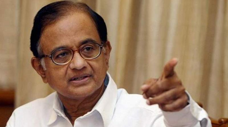 P Chidambaram (Photo: File/PTI)