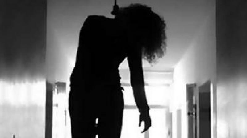 When no one answered the door, the servant then looked through a window and found Priyanka's body hanging, the police said. (Representational Image)