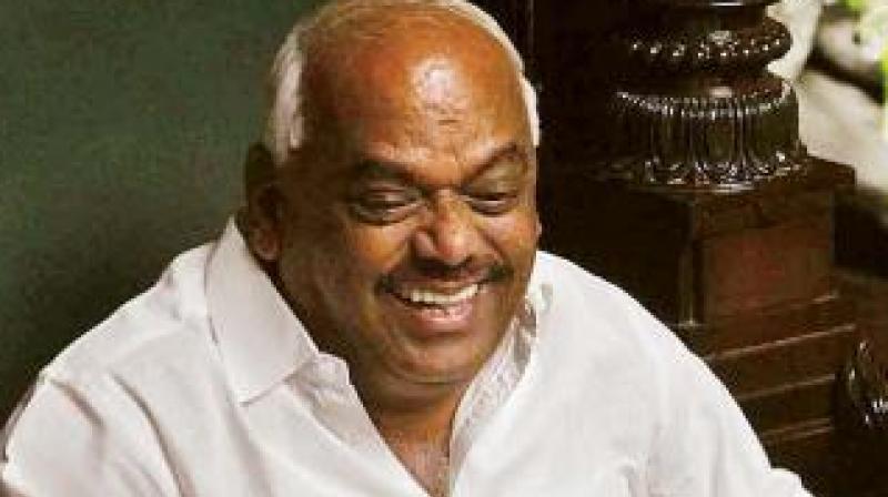K.R. Ramesh Kumar