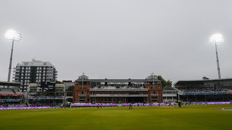The ICC had also issued a statement and said they do not condone any sort of political messages at the tournament. (Photo: AFP)