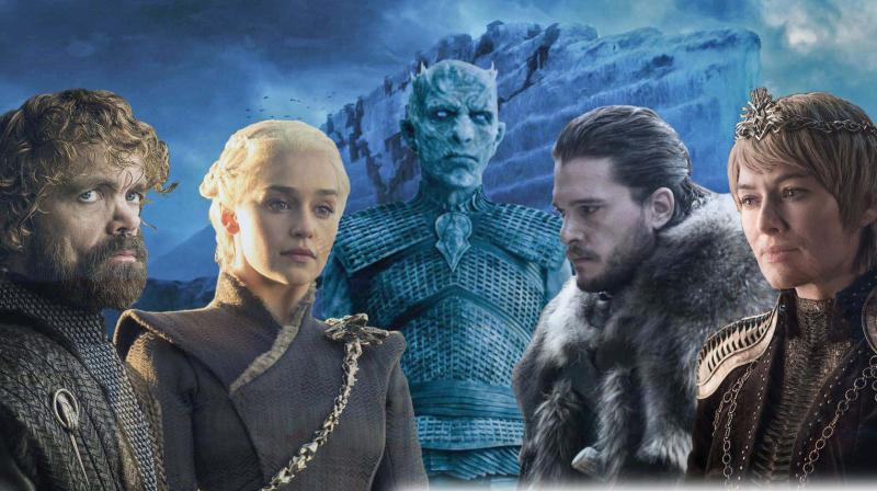 'GoT' fans are going crazy the world over, deliberating about who could be the winner of the Iron Throne. (Photo: File)