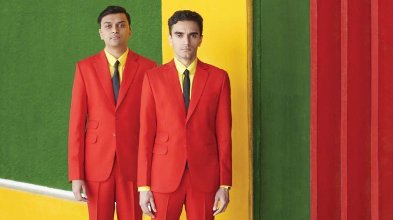 Indian dream-pop duo Parekh & Singh