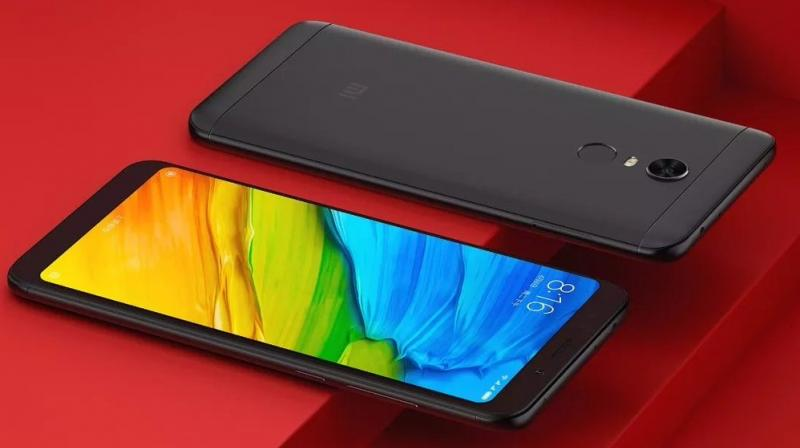 Xiaomi had released the Redmi 5 and Redmi 5 Plus in China a few months ago.