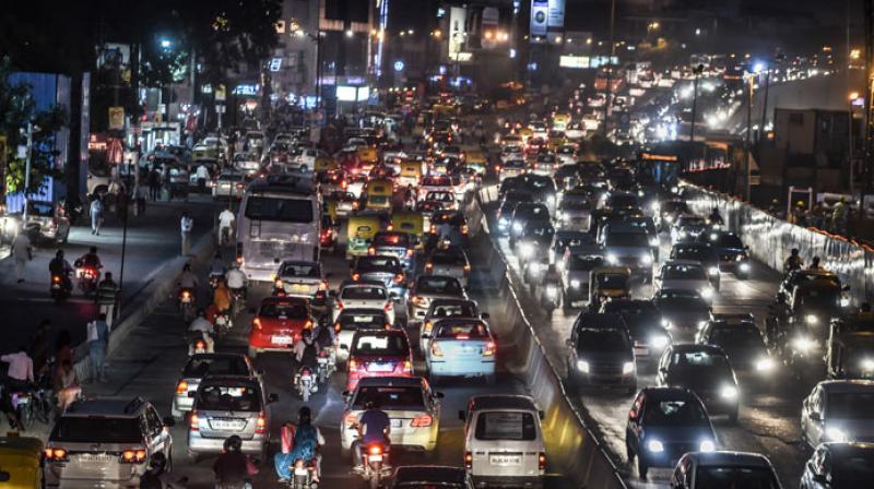 New Delhi noise pollution