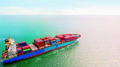 Shipping and freight forwarding companies, who offer a service overseeing the delivery of goods from beginning to end, expect to feel more cost pressure.