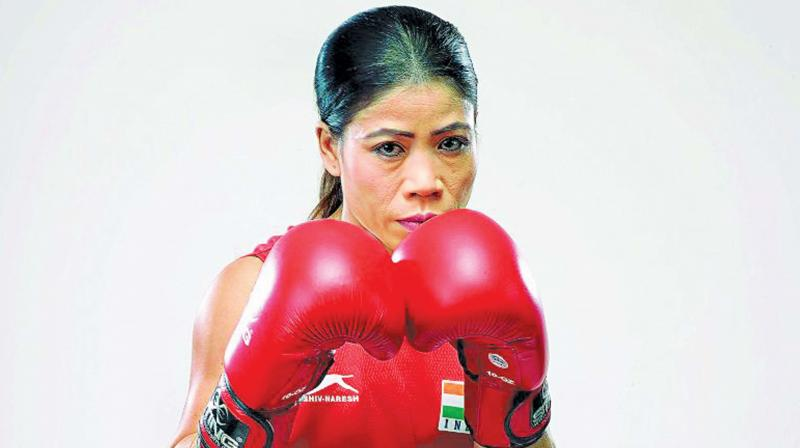 Mary Kom will represent the Asian bloc in the group, which also comprises the likes of Ukrainian legend Vasyl Lamachenko (Europe), a two-time Olympic and world gold-medallist. (Photo: File)