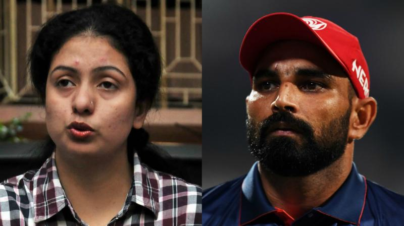 Shami's advocate made clear the right-arm bowler was open to pay his daughter's maintenance charge since the beginning but refused to allocate any share towards his wife after she switched back to her modelling and acting career. (Photo: PTI/AFP)