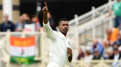 Hardik Pandya caused majority of the damage for India. (Photo: AP)