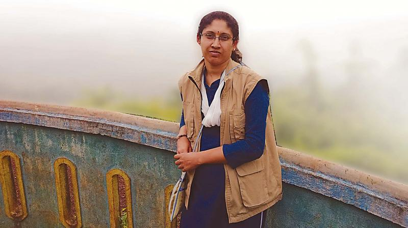 Dr Shobha Anand Reddy