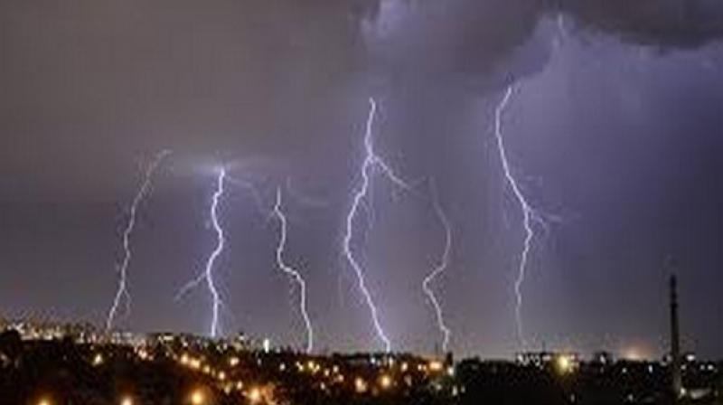 As many as 32 people were killed in Uttar Pradesh due to lightning on Sunday, said officials. (Representational Image)