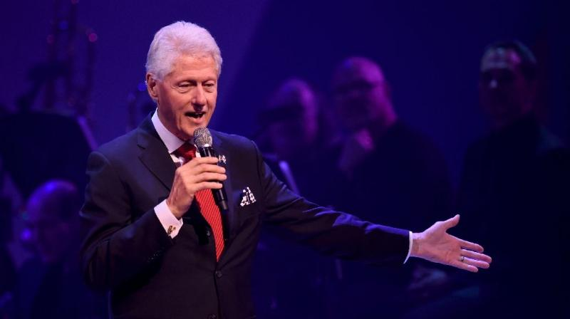 Bill Clinton's Sexual Misconduct 'Not a Political Issue but a Man Problem'