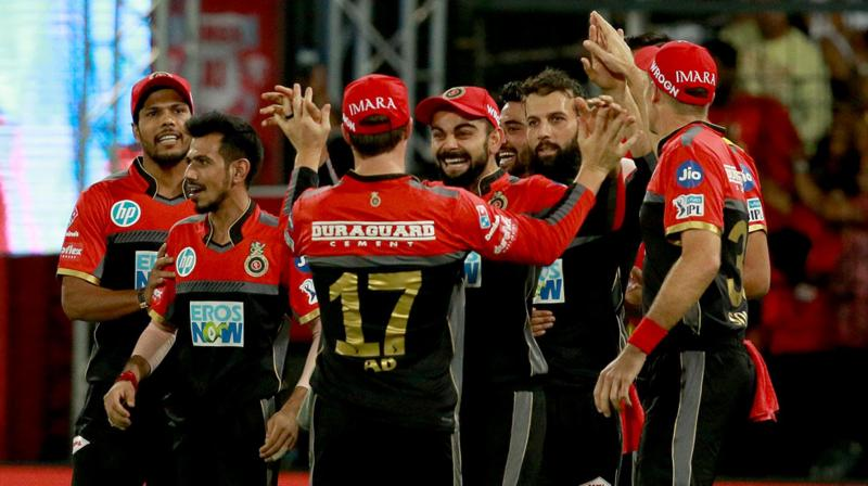 Royal Challengers Bangalore vs Sunrisers Hyderabad (RCB vs SRH)