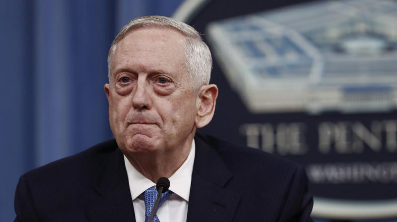 Mattis: US military advantage over China and Russian Federation 'eroding'