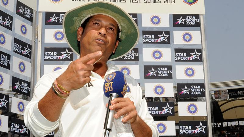 Sachin Tendulkar revealed that the biggest change post his retirement has been that he has the freedom to choose what he wants to do. (Photo: BCCI)