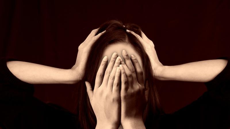 Anxiety could weaken women's bones. (Photo: Pixabay)