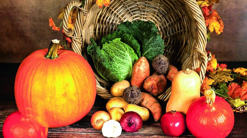 The diet should be changed according to the season, and hydration is an important factor for keeping people of all ages healthy. Foods that boost immunity and reduce cold has to be included in the diet.