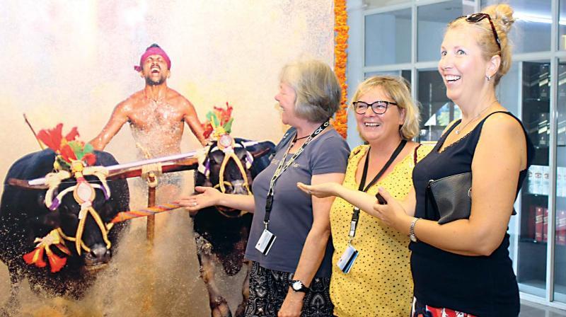Tourists who arrived in Mangaluru on Monday – KPN